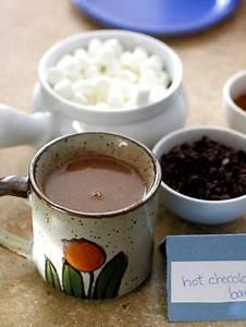 Creamy Homemade Hot Chocolate | What Megan's Making