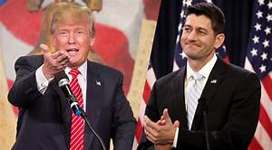 Paul Ryan Continues Defending Trump after Tax Story