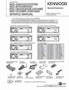 Kenwood Kdc Mp438u Wiring Diagram