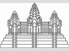 FileAngkor Wat in Flag of Cambodiasvg Wikimedia Commons