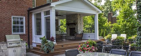 featured project outdoor room  retractable screens