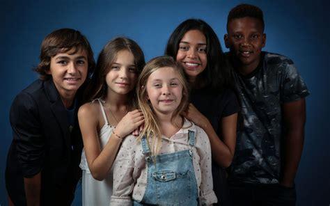 Enfants Artistes  Les Kids United Ne Chantent Pas Le Soir