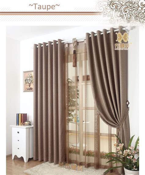 blackout curtains thick ready made panel drapes