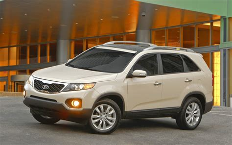 Kia Cuv by Kia Sorento Cuv 2011 Widescreen Car Wallpapers 20