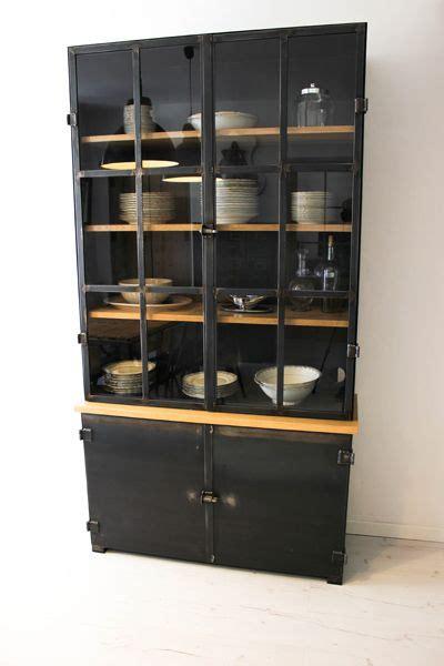 meuble haut cuisine porte coulissante les 25 meilleures idées de la catégorie vaisselier sur