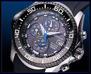 Citizen Eco Drive Watch User Manual