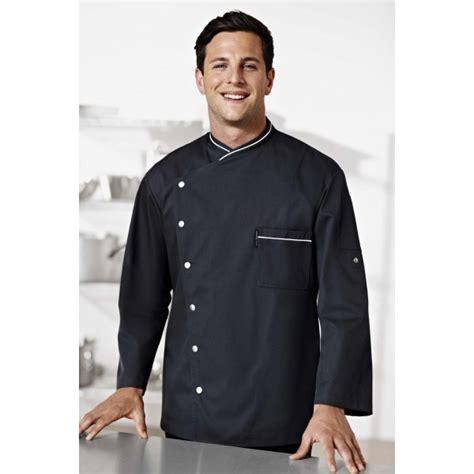 vetement de cuisine bragard veste de cuisine noirecooking bragard