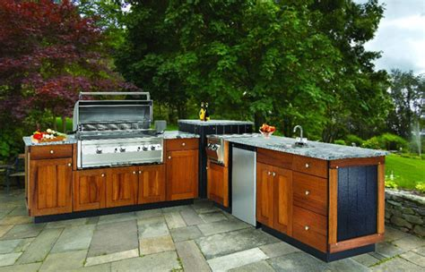 outdoor cabinets for patio outdoor kitchen make it ultimate outdoortheme com