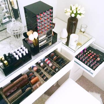 organize beauty products   easy steps stylecaster