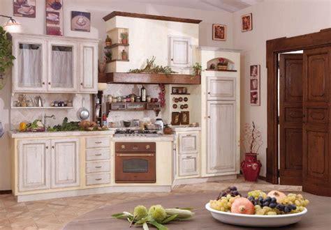cucine toscane in muratura cucina finta muratura invecchiata