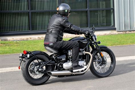 Bobber For Tall Riders