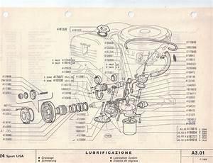 Fiat Spider Parts