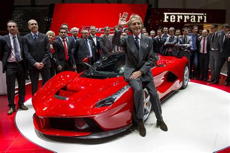 ferrari  employees put brakes  group emails nbc news
