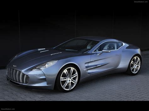 Aston Martin One 77 Breaks 220 Mph Record Exotic Car