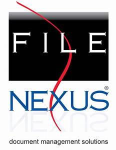 loris technologies inc makers of the filenexus With document management system logo