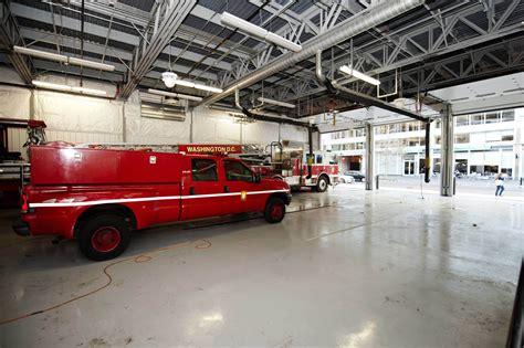 engine company  temporary facility  modular building