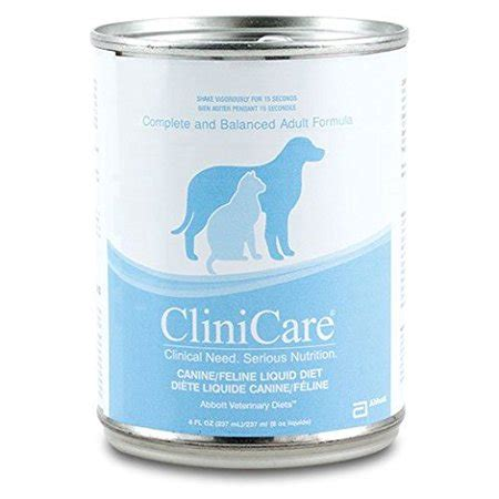 clinicare caninefeline liquid diet  fl oz walmartcom