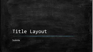 how to do an academic resume chalkboard google slides template danetteforda