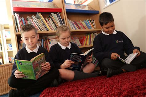 English | Grange Community Primary School | Winsford ...
