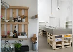 Palette Meuble Cuisine by Cuisine En Palette Caen Design