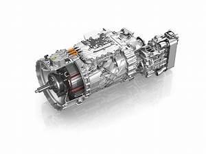 Zf Friedrichshafen Ag Traxon Hybrid Transmission In