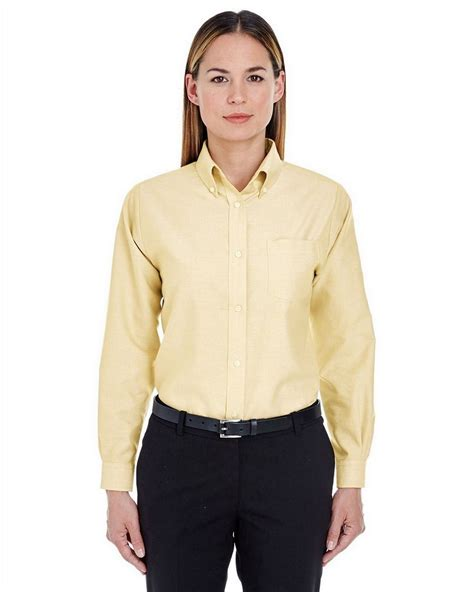 ultraclub 8990 oxford shirt apparelnbags