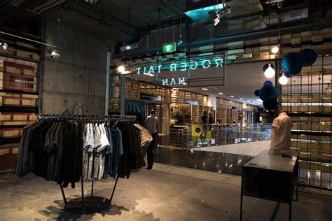 gurfateh warehouse sydney australia 187 roger tait pop up store by loop creative sydney