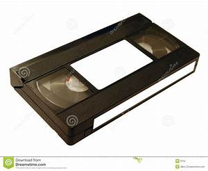VHS Videotape Stock Photography - Image: 9752