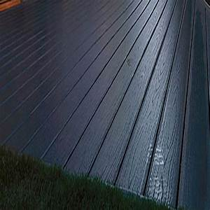 decking pvc anthracite grey per 6m length swansea