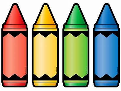 Crayon Accents Classroom Decorations Crayons Crayola Board