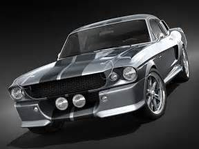 Ford Mustang Shelby Cobra GT500 Eleanor
