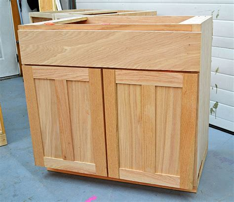 make your own cabinet doors ana white kitchen cabinet base 36 full overlay face