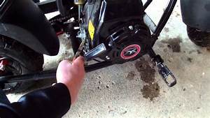 How To Change The Speed Limiter On The Motovox Mbx10