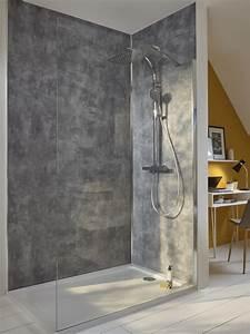 Panneau Hydrofuge Salle De Bain : comprendre le rev tement mural de salle de bains carnet ~ Dailycaller-alerts.com Idées de Décoration