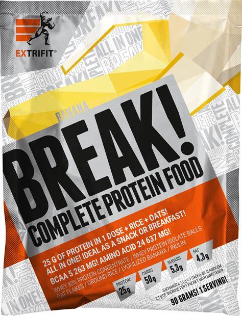 protein break extrifit sport nutrition