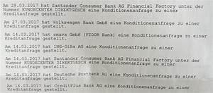 Kaufen Auf Rechnung Ohne Schufa Auskunft : schufa eintrag bei kreditanfrage schufa eintrag einsehen oder l schen ~ Themetempest.com Abrechnung