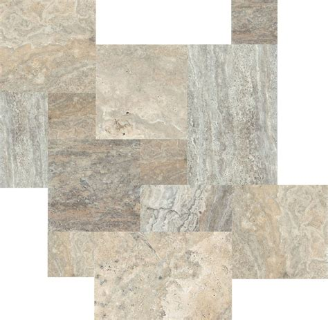 silver grey travertine floor tiles silver mist gray travertine tile trvsilmstbundle bedrosians tile stone tile floor