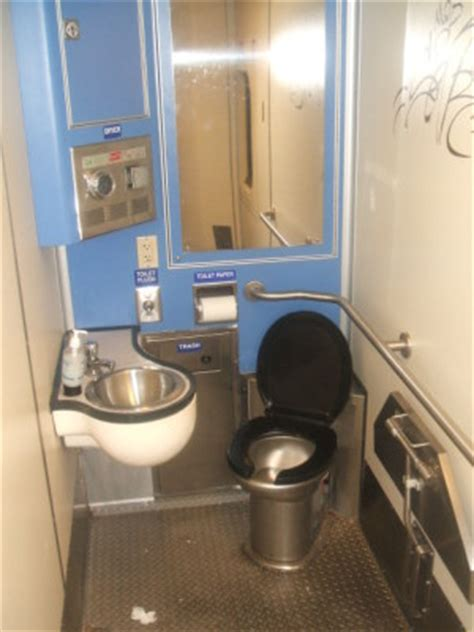 Do All Amtrak Trains Bathrooms by Toilets Of The World Toilets