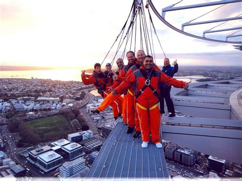 skywalk | Me and the boys, New Zealand....with Steve and ...