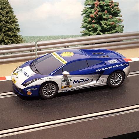 Scalextric 1:32 Car - C3135 Lamborghini Gallardo MRP #44 #S | Lamborghini gallardo, Lamborghini, Car