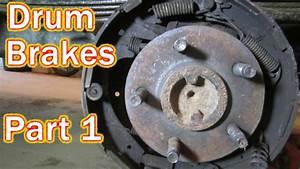 Diy Ford Ranger Drum Brake Replacement