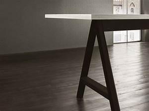 Tisch Aus Holz : tisch aus holz und metall steel ~ Watch28wear.com Haus und Dekorationen