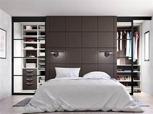Dressing Derrière Tete De Lit : tete de lit dressing meilleures images d 39 inspiration ~ Premium-room.com Idées de Décoration