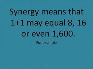 synergy habit 6