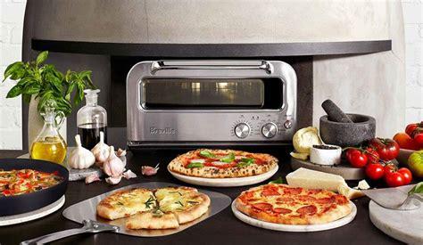 breville pizzaiolo smart pizza oven reaches temps