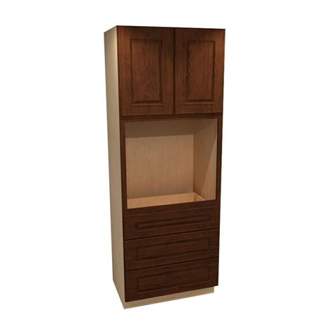wood for kitchen cabinets home decorators collection roxbury assembled 33 x 96 x 24 1581