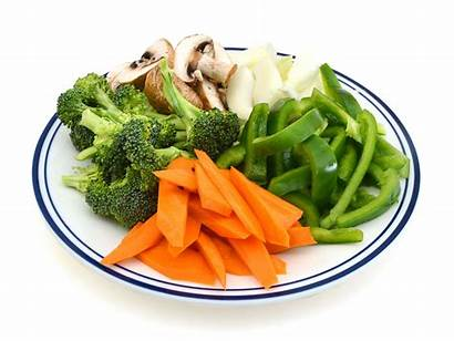 Vegetables Raw Cooked Eat Veggies Foods Ways