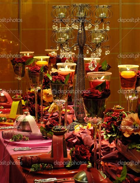 red table decoration home interior design ideashome