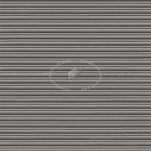 Corrugated metal texture seamless 09956