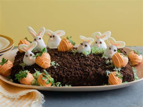 strawberry bunnies  carrots cake recipe food network